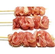 首小肉串(首肉・せせり串)(1本30g20本入り未調理)